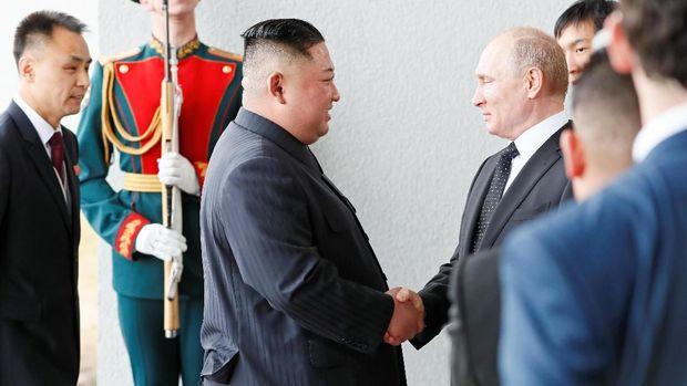 Kim Jong Un: Kondisi Semenanjung Korea Tergantung Sikap AS