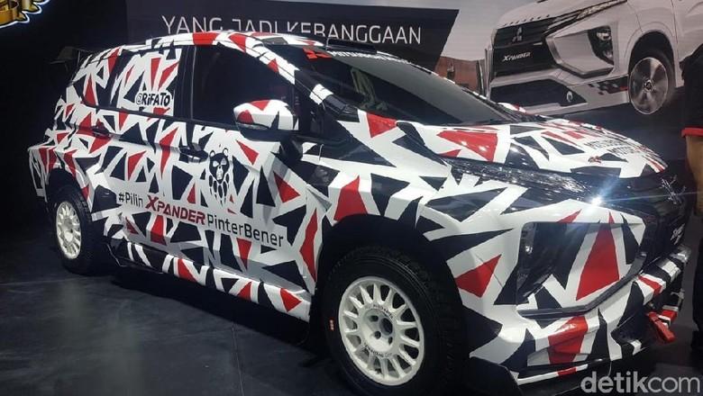 Mitsubishi Xpander AP4 Foto: Rangga Rahadiansyah