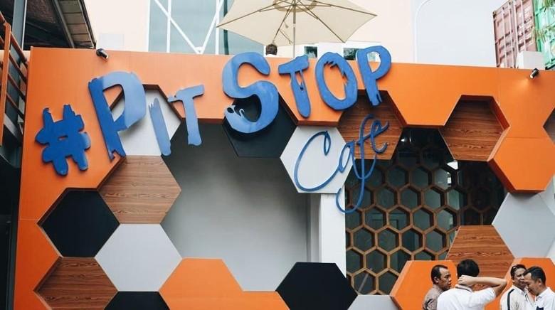 Tempat nongkrong baru di pelabuhan, Pit Stop Cafe (dok. IPCC)