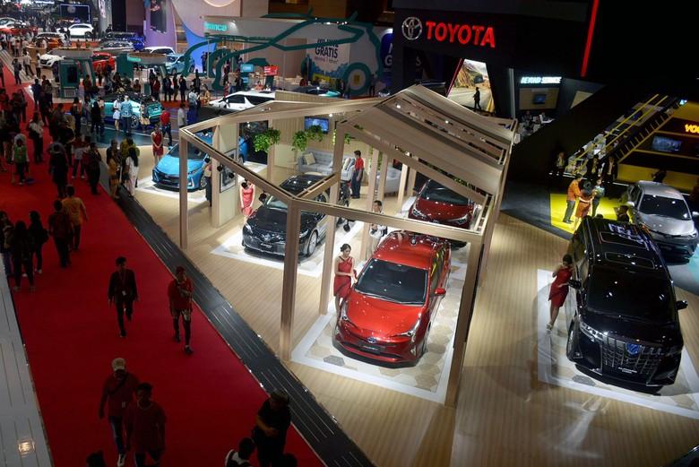 Toyota. Foto: Agung Pambudhy