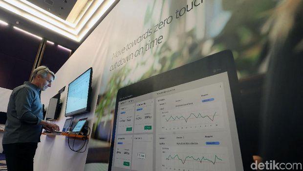 Di Indonesia 5G masih dalam tahap uji coba. Sebagai salah satu vendor yang mendatangkan 5G ke Indonesia adalah Ericsson.