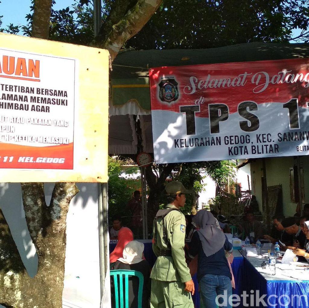 Empat Petugas Pemilu di Blitar Meninggal, Tiga Dirawat di RS