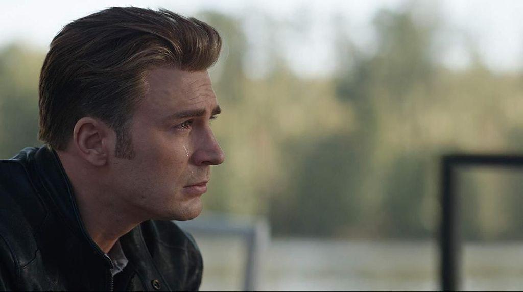 Nangis 6 Kali Nonton Avengers: Endgame Seperti Chris Evans Ada Manfaatnya