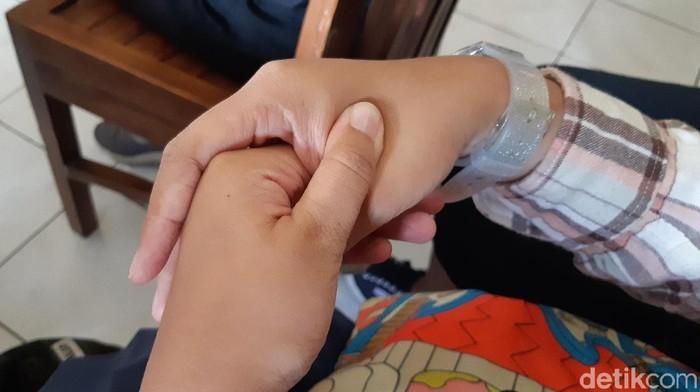 Jika dilakukan dengan tepat, pijat bisa meredakan migrain (Foto: Aisyah/detikHealth)