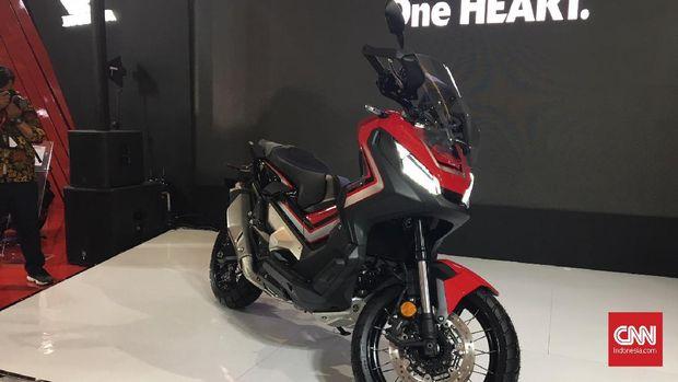 Honda X-ADV Diluncurkan di IIMS 2019.