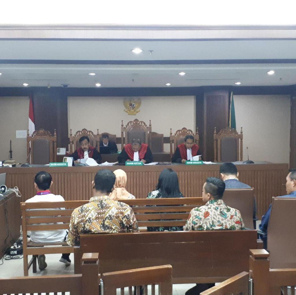 Kabiro Hukum Kemenpora Akui Terima Uang Rp 45 Juta dari Sekjen KONI