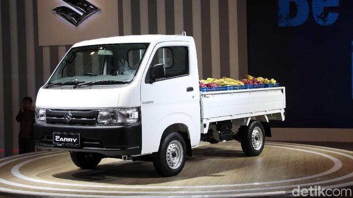 Diremajakan Ini Yang Berubah Dari Suzuki Carry Baru