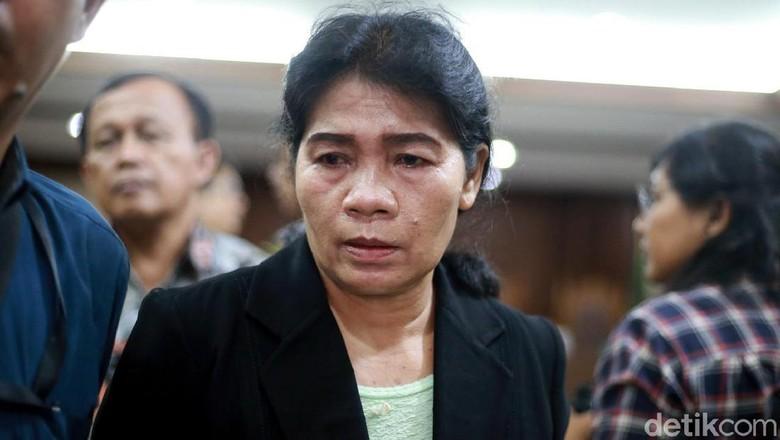 Hakim Merry Purba Divonis 6 Tahun Penjara
