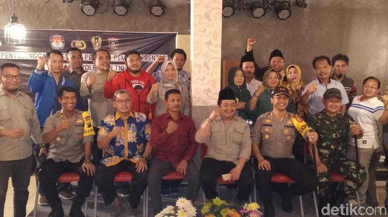Polisi Ngawi akan Tindak Siapa Saja yang Anarkis Usai Pemilu