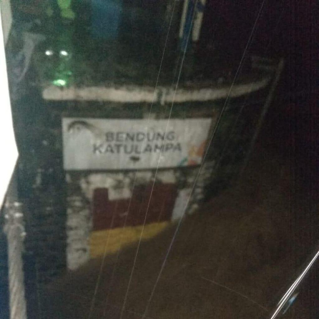 Bendung Katulampa Siaga I, Warga Jakarta Diimbau Waspadai Banjir