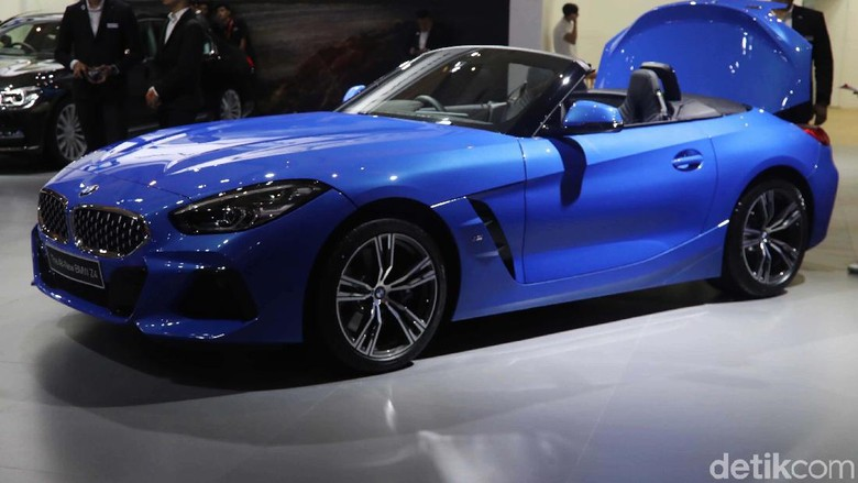 BMW Z4 Foto: Pradita Utama