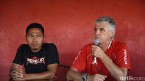 Kolev Fokus Recovery Pemain untuk Hadapi Bali United