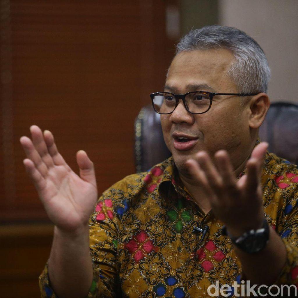PKPU Tahapan Pilkada 2020 Sudah Diundangkan, Ini Pesan Ketua KPU