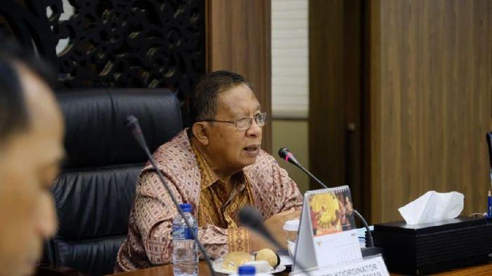 Menko Perekonomian Darmin Nasution/Foto: Dok. Kemenko Perekonomian