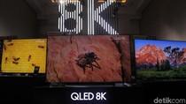 Manjakan Mata dengan TV 8K Seharga Rp 80,5 Juta - Rp 1,5 Miliar