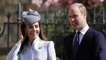 Konvoi Pangeran William dan Kate Middleton Tabrak Nenek 83 Tahun