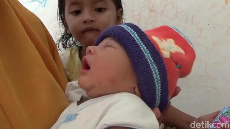 Bayi di Pasuruan Ini Diberi Nama Jokowi Maruf, Panggilannya Owi