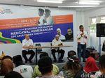 Syukuran Relawan, Hasto Singgung Klaim Menang Tanpa Bukti Rekapitulasi
