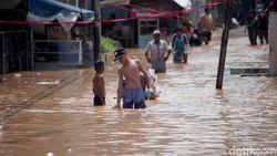 Banjir Jakarta Jadi Pertimbangan Pemindahan Ibu Kota
