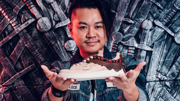 Mark Ong: Sneakers Game of Thrones Versi Targaryen Paling Sulit Dibuat