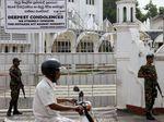 Usai Bom Paskah, Warga Sri Lanka Diimbau Hindari Masjid dan Gereja