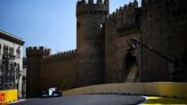FP1 GP Azerbaijan Dibatalkan Gara-Gara Penutup Lubang Drainase