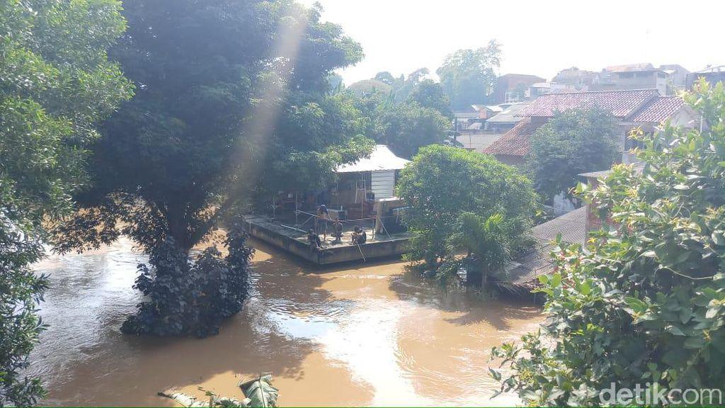 Anies soal Banjir Jakarta: Tidak Ada Hujan, Kita Terima Air dari Hulu