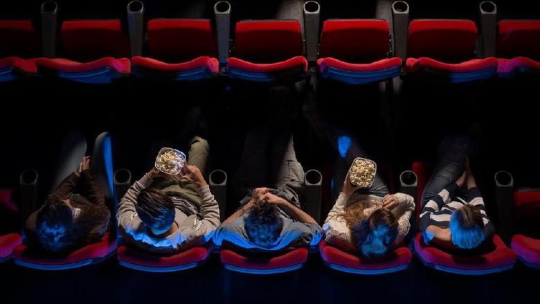 Ilustrasi bioskop (iStock)