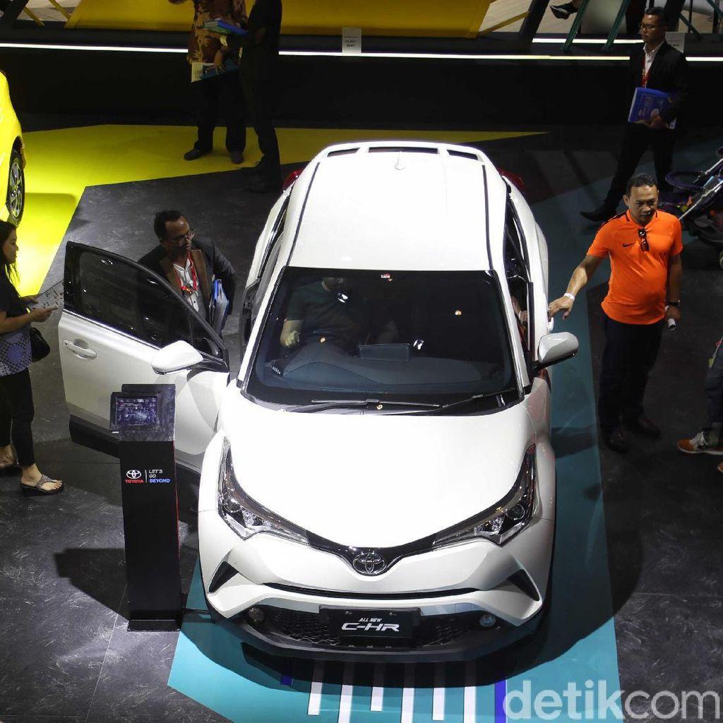 Malas Naik Mobil/Motor? Ada Jemputan Gratis ke IIMS 2019
