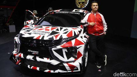 Mitsubishi Xpander Versi Balap