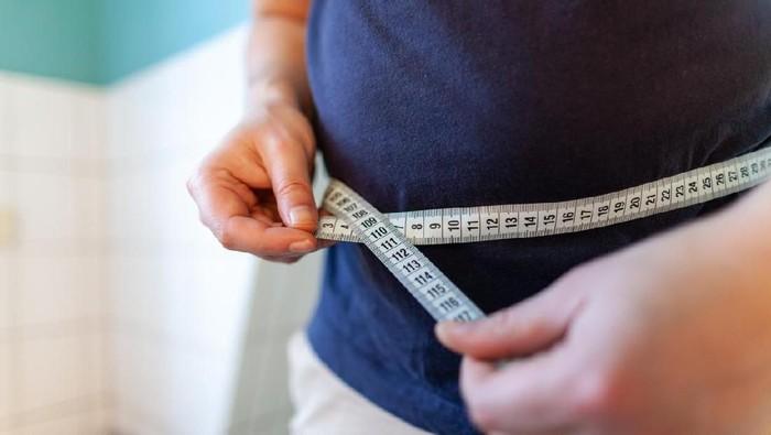 Ilustrasi pria diet. Foto: iStock
