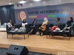 Cegah Korupsi, Menteri Susi Teladani Ibu-ibu Nelayan Pangandaran