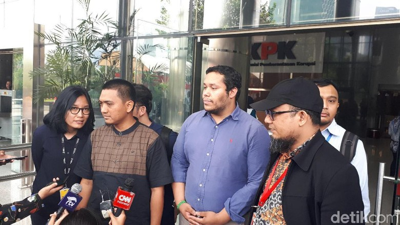 Novel Baswedan Harap Amnesty International Dorong Kasusnya ke Parlemen AS