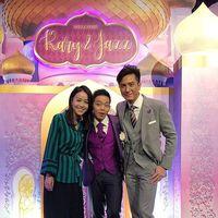 Kenneth Ma dan Jacquilene Wong