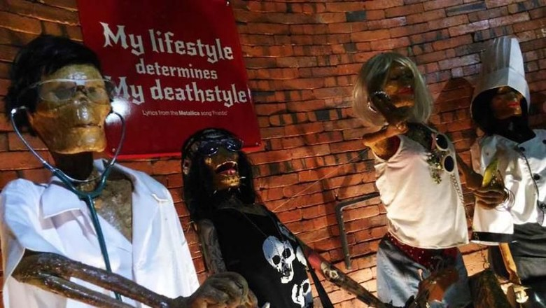 Foto: Museum Kematian (Andrian Noor/dTraveler)