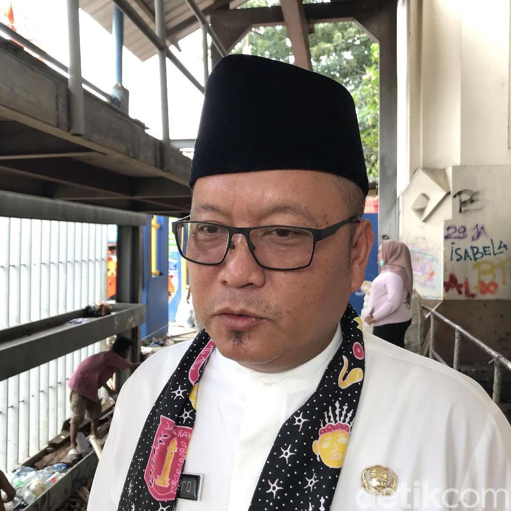 Tak Nyaman, Plt Kadis LH DKI Pindah ke Dinsos