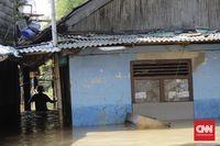 Anies soal Banjir: Dibanding 2015 Pengungsi Lebih Kecil