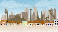 BPBD DKI Ungkap Instruksi Anies Terkait Banjir Jelang Musim Hujan