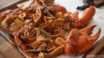 Puas Melahap Brisket hingga Lobster Saus Peri-peri
