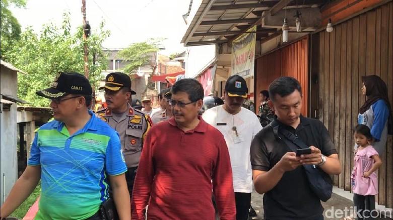 Walkot Jaksel soal Banjir: Mau Nggak Mau, Warga Bantaran Kali Harus Pindah