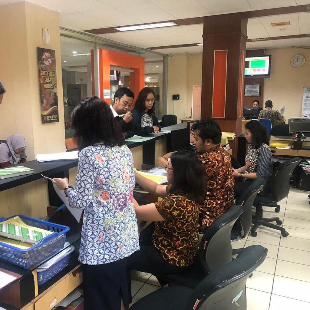 Pemkot Semarang Beri Inovasi Terbaru di Bidang Perizinan