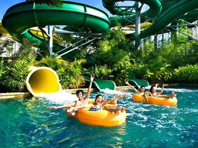 Selamat! 2 Waterpark Indonesia Masuk 10 Terbaik Asia