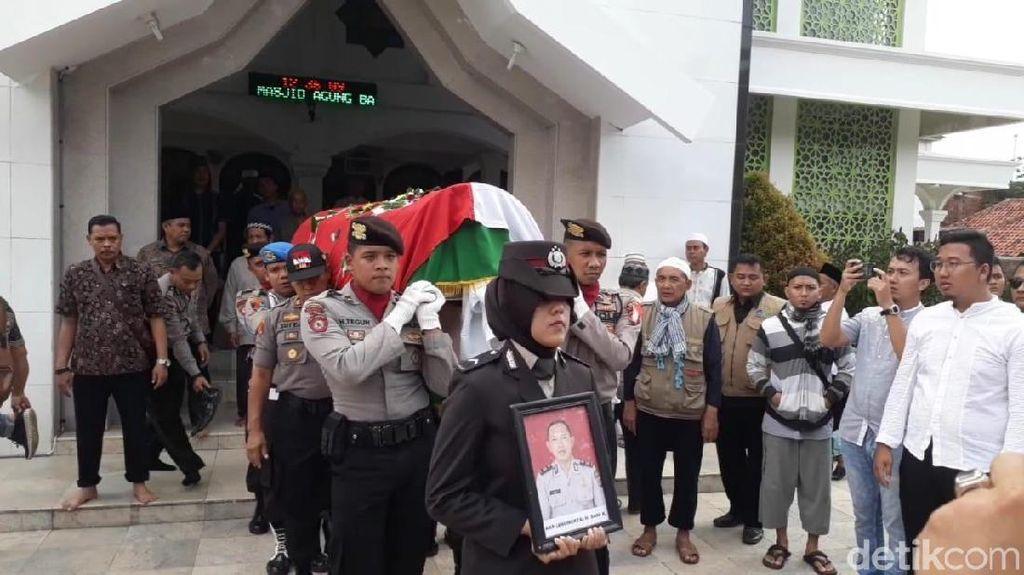 Diduga Kelelahan, Perwira Polisi Pengaman Pemilu di Purwakarta Meninggal