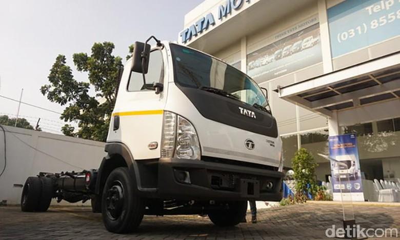 Tata Motors Foto: Deny Prastyo Utomo