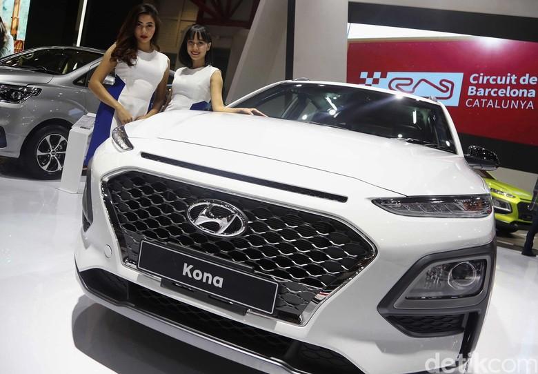 Hyundai Kona. Foto: Pradita Utama
