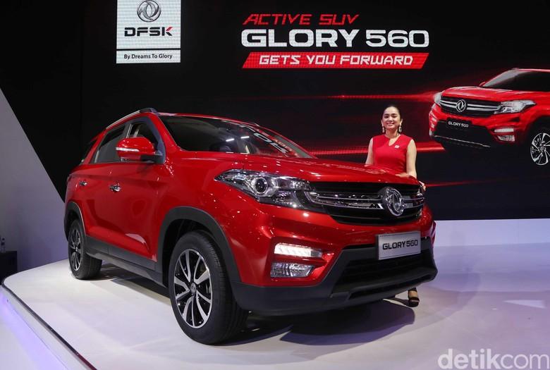 DFSK Glory 560. Foto: Pradita Utama