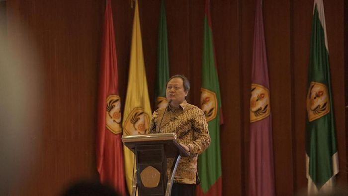 Dirut PT Penjaminan Infrastruktur Indonesia Armand Hermawan Foto: Dok. Kementerian Keuangan