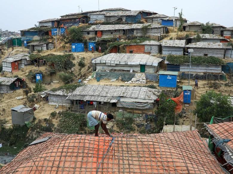 Geng Kriminal Kuasai Kamp Pengungsi Rohingya di Bangladesh