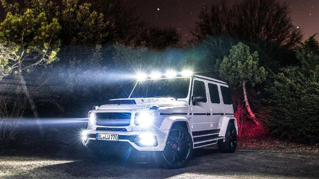 Modifikasi Mercedes-AMG G-Class