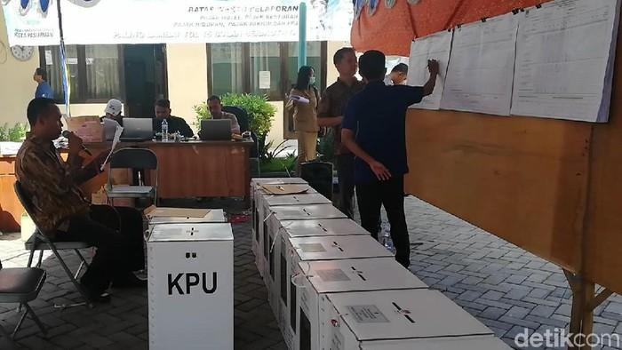 Ratusan petugas KPPS meninggal usai pemilu lalu (Foto: Muhajir Arifin)